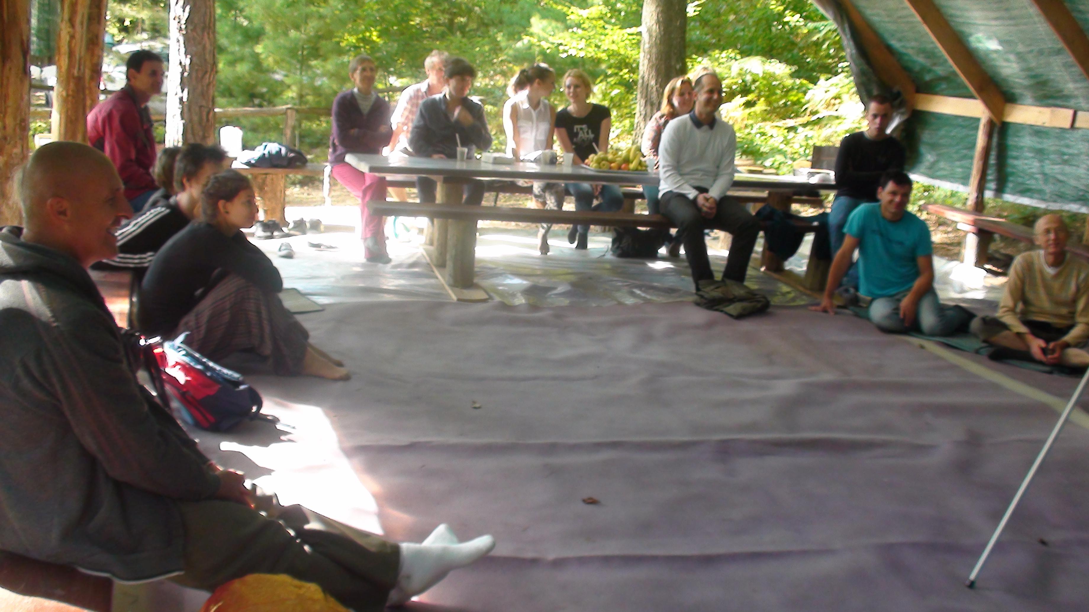 Predavanje u Brežicama