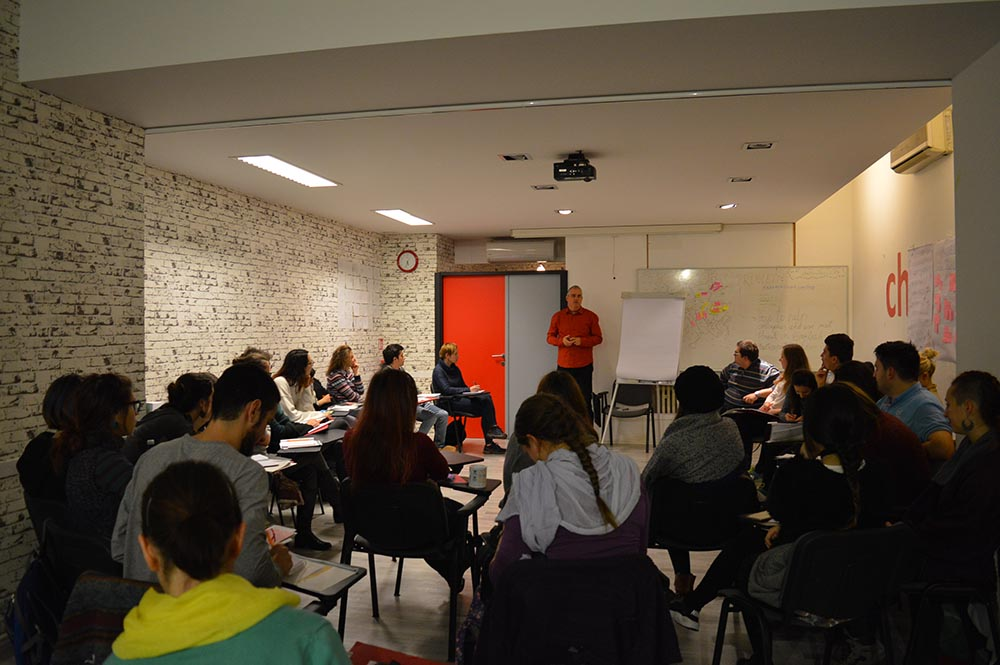 Youth worker mobility - Social entrepreneurship